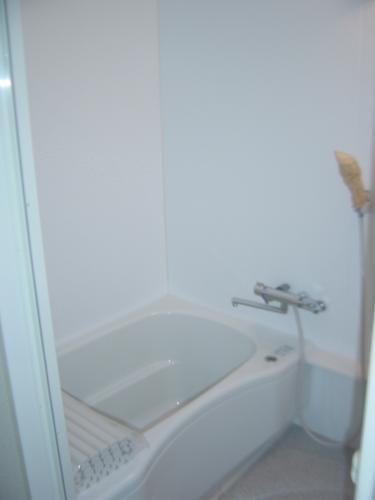 最新ユニットバスで浴槽をサイズアップ!