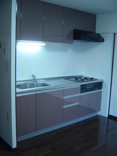 カラーリングも考えたキッチンリフォーム!