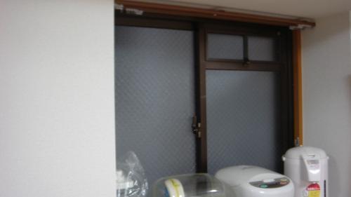 結露・防音・断熱性能アップの内窓リフォーム